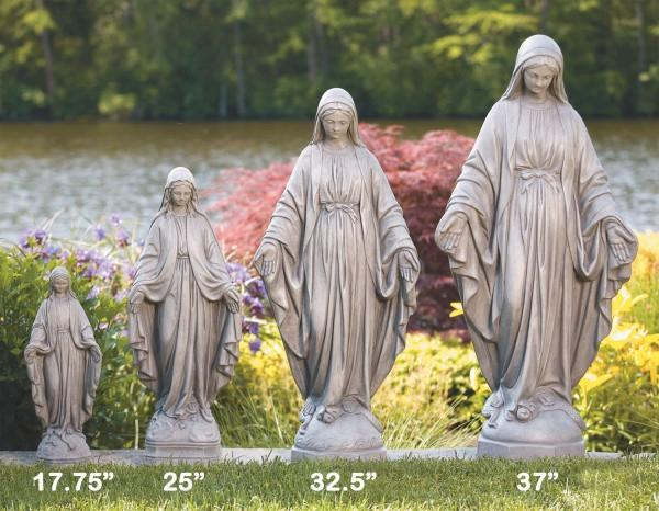 Alternate Image 2 ?Share. Overview. Our Lady Of Grace Garden Statue ...