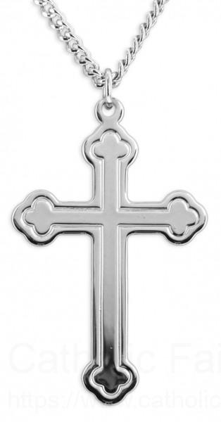 Details about  /14K Yellow Gold Crucifix Stamp Charm Pendant /& 1.7mm Flat Wheat Chain Necklace