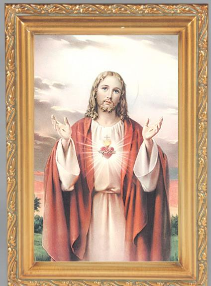 Large Rosary Beads For Wall Large Pink Long Catholic