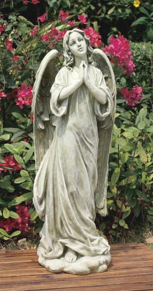 praying angel garden statue 36quot