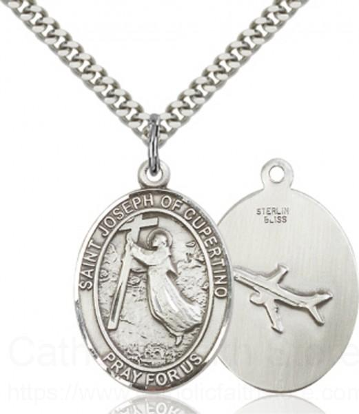 st joseph of cupertino medal