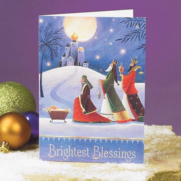 Unique Boxed Christmas Cards