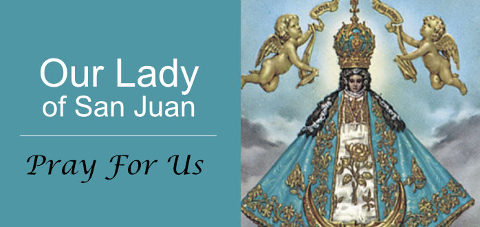 Our Lady of San Juan
