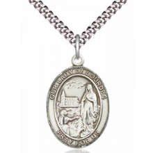 Our Lady of Lourdes Necklace