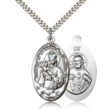 Our Lady of Carmel Necklace