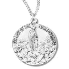 Our Lady of the Rosary Necklace