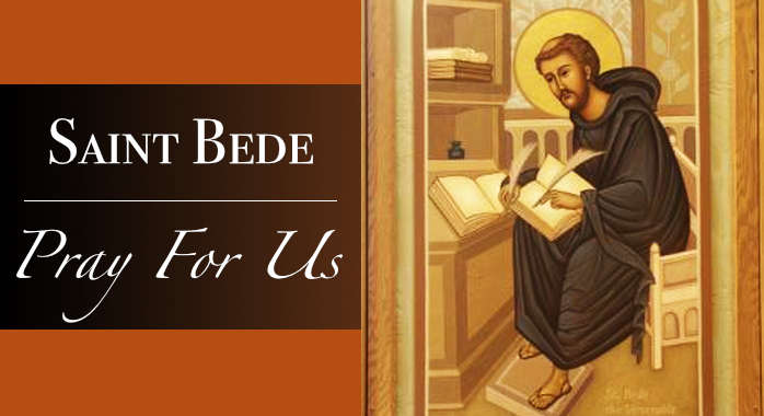 Saint Bede Necklace