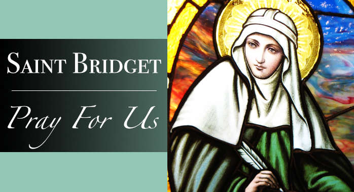Saint Bridget of Sweden Bracelet