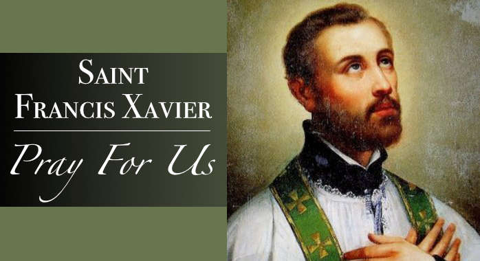 Saint Francis Xavier Necklace