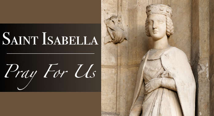 Saint Isabella of Portugal Bracelet