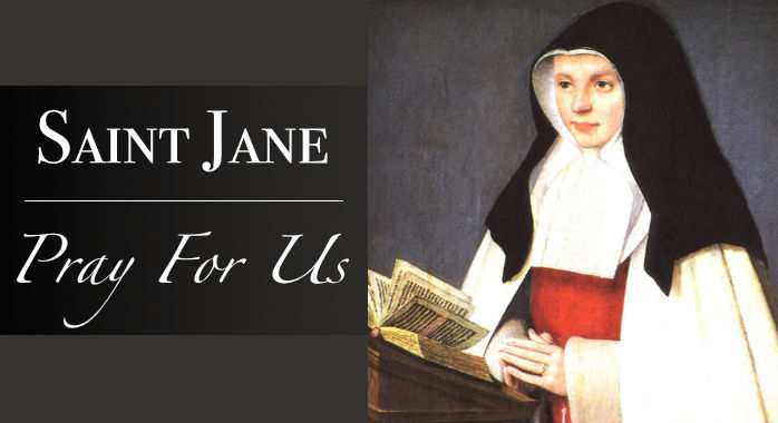 Saint Jane Francis de Chantal