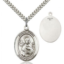 Saint John the Apostle Evangelist Medals