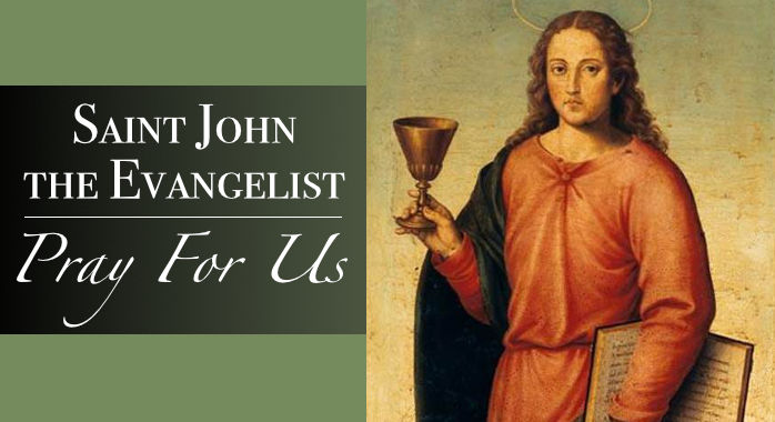 Saint John the Evangelist / Saint John the Apostle