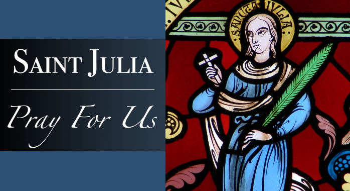 Saint Julia Necklace