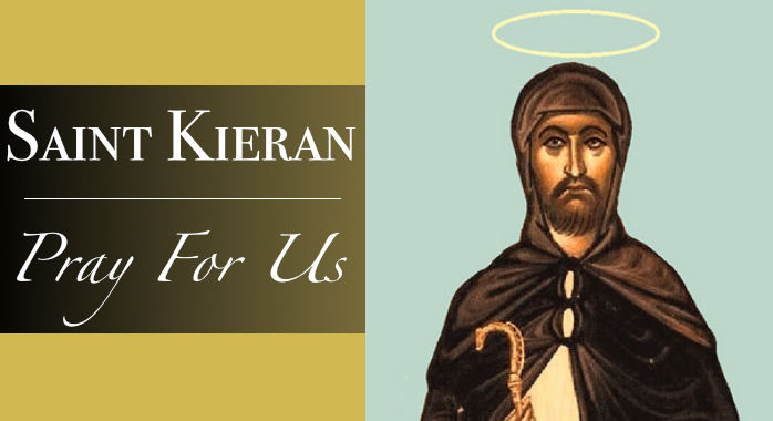 Saint Kieran Necklace