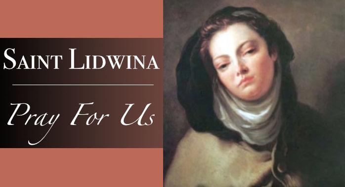Saint Lidwina of Scheidam
