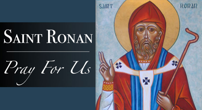Saint Ronan Necklace
