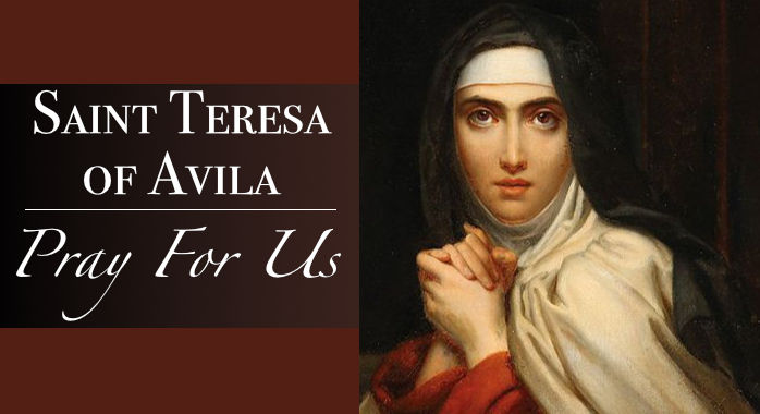 Saint Teresa Rosaries | St. Teresa of Avila