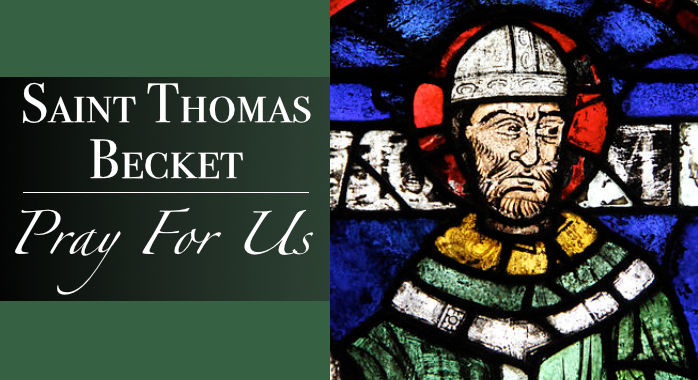 Saint Thomas a Becket