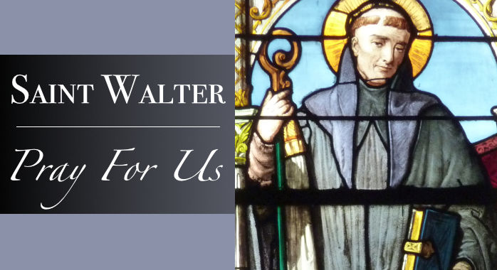 Saint Walter of Pontnoise