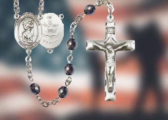 Army Navy Airforce Marines Rosary