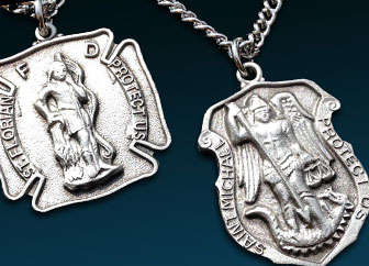 Patron Saint Jewelry