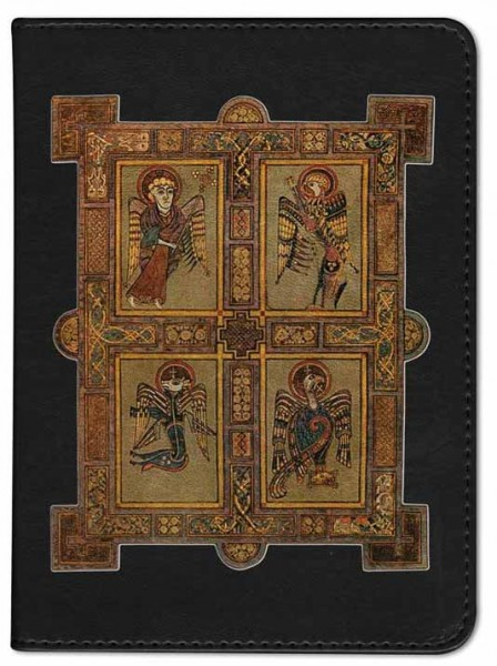 Book of Kells Bible Catholic Bible - Black