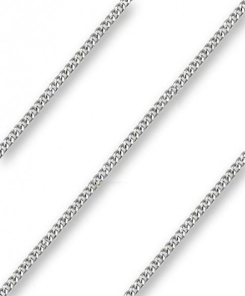 Endless Men's Heavy Curb Chain - Sterling Silver