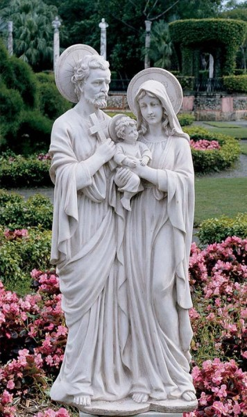 Nice Holy Family Statue [TGS0020]