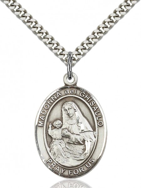 Madonna Del Ghisallo Medal - Pewter
