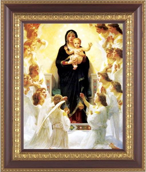 Queen of the Angels Framed Print - #126 Frame