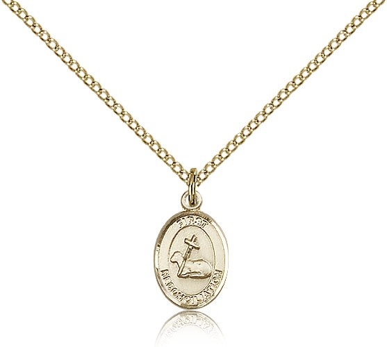 First Reconciliation Medal - 14KT Gold Filled