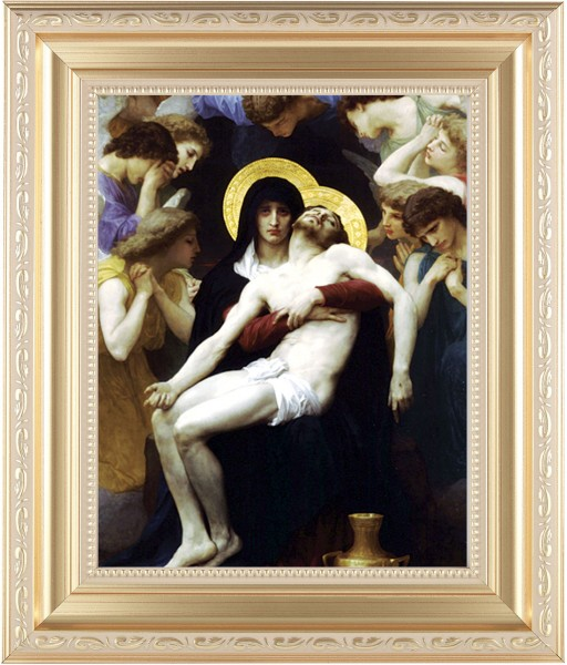 Our Lady of Sorrows Framed Print - #138 Frame