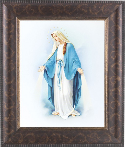 Our Lady of Grace Framed Print - #124 Frame
