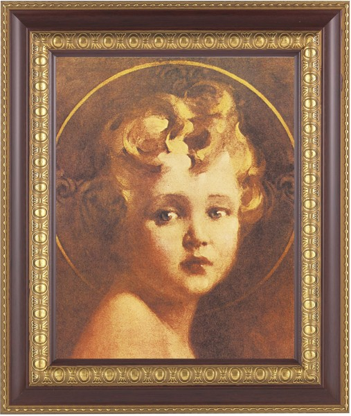 Christ Child Framed Print - #126 Frame