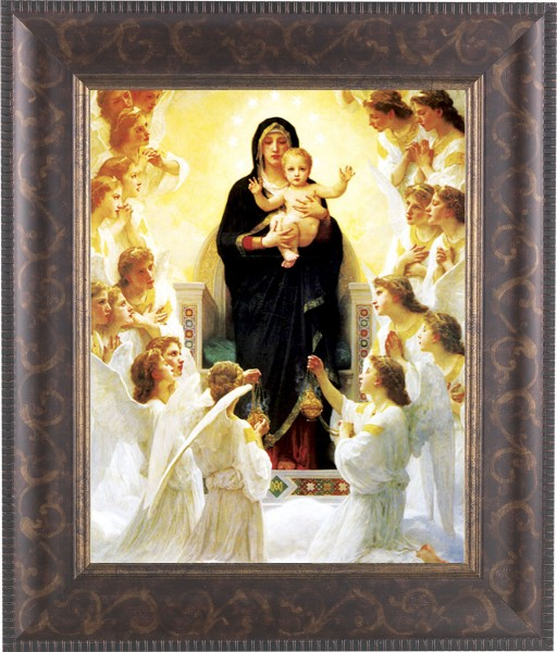 Queen of the Angels Framed Print - #124 Frame