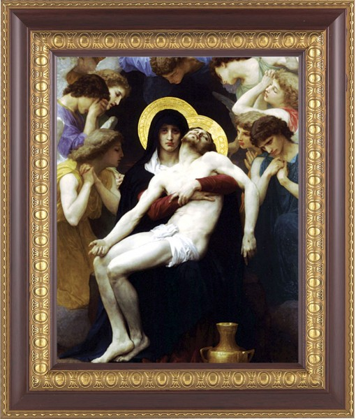 Our Lady of Sorrows Framed Print - #126 Frame