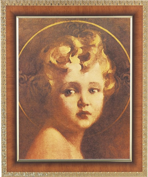 Christ Child Framed Print - #122 Frame