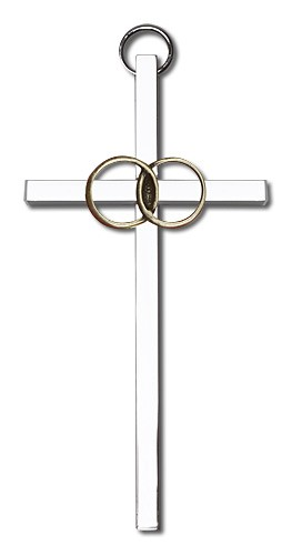 wedding rings cross 4 from catholic faith store 4 high