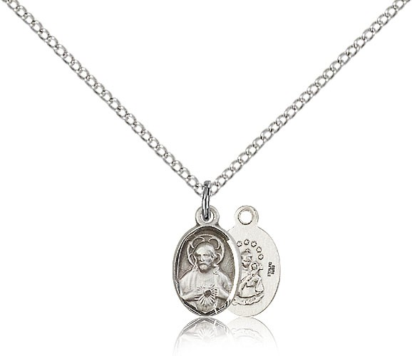 religious steel groupon necklace goods in scapular gg deals latest necklaces stainless
