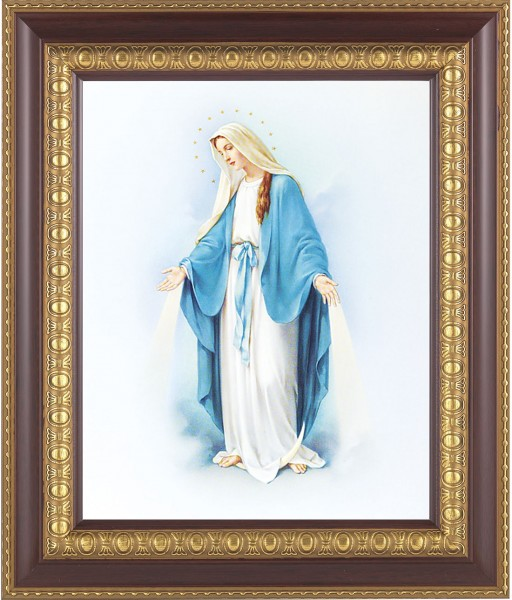 Our Lady of Grace Framed Print - #126 Frame