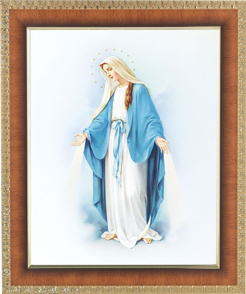 Our Lady of Grace Framed Print - #122 Frame