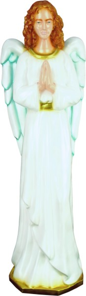 Plastic Praying Angel Statue - 36 inch - Full Color