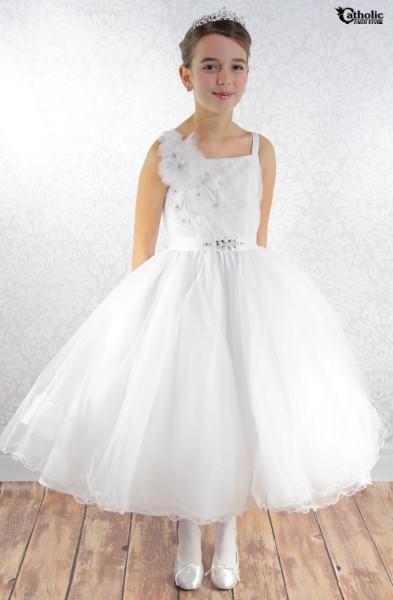 Communion dress plus size