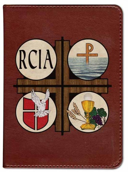 RCIA Catholic Bible - Burgundy