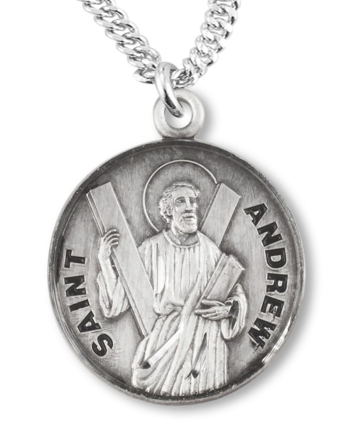 St. Andrew Medal - Silver