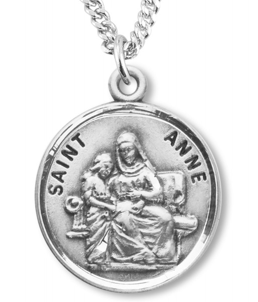 St. Anne Medal - Silver