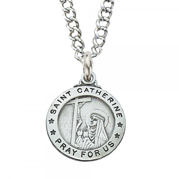 St. Catherine Medal - Silver