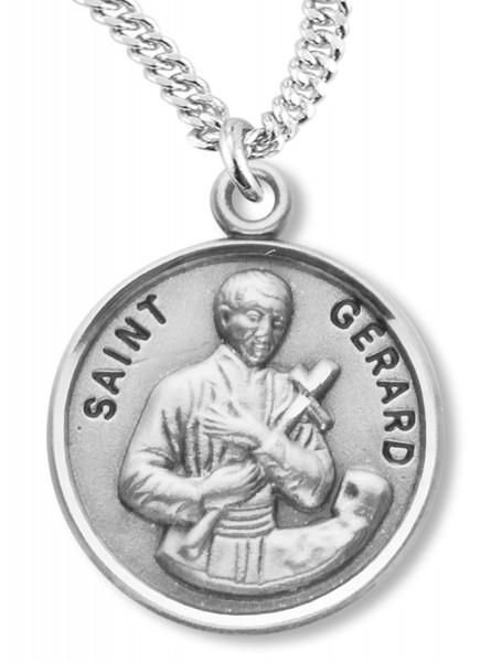 St. Gerard Medal - Silver