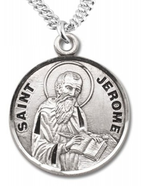 St. Jerome Medal - Silver